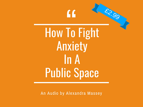 How To Fight Anxiety In A Public Space