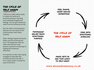 The Cycle Of Self Harm