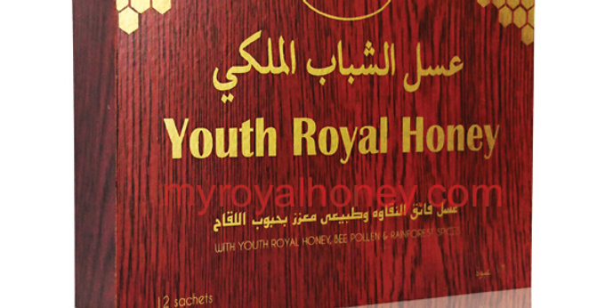 Youth Honey For Him Original 20 g X 12 Sachets Malaysia Wholesale Malaysia