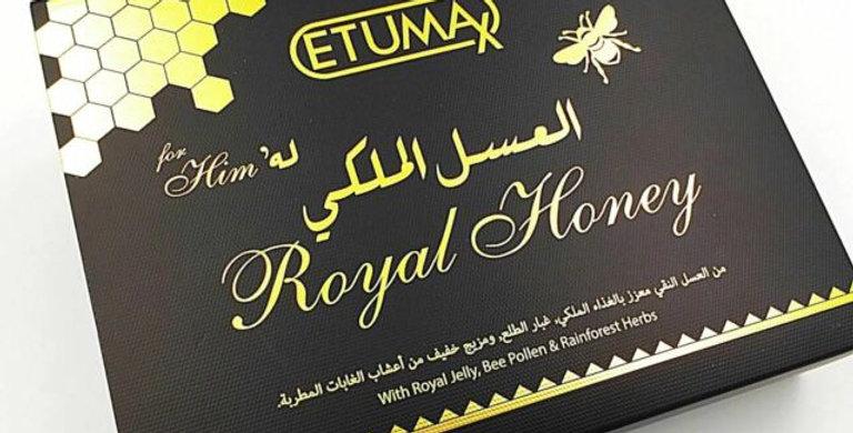 Royal Honey Etumax 12X20g
