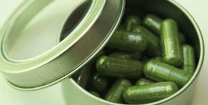 30 Cannabis Coconut Oil Capsules (Pain/Sleep)