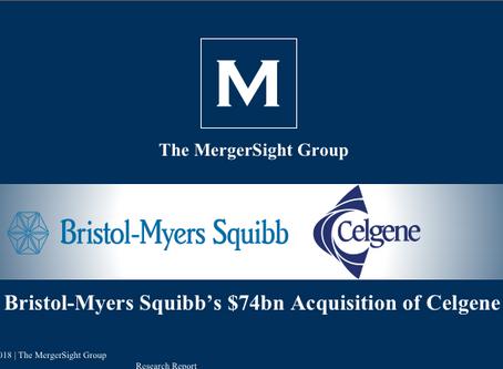 Bristol-Myers Squibb's $74bn Acquisition of Celgene