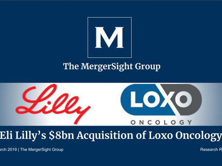 Eli Lilly's $8bn Acquisition of Loxo Oncology