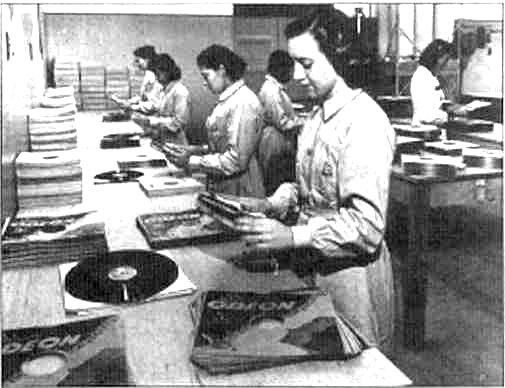 ODEON discs