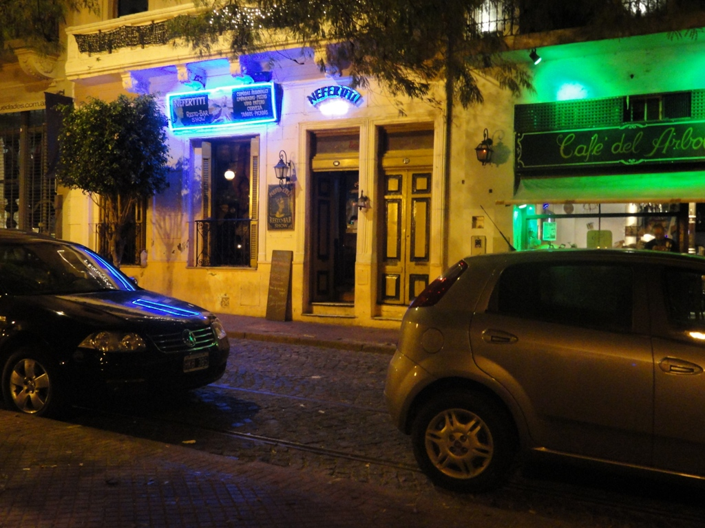 OUR BAR DORREGO
