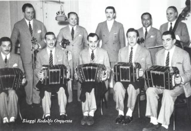 Orquesta Rodolfo Biagi