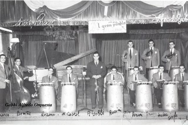Orquesta Alfredo Gobbi.....