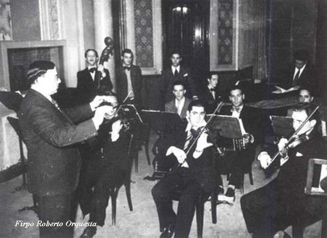 Orquesta Roberto Firpo