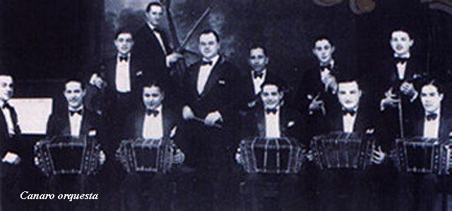 orchestra canaro