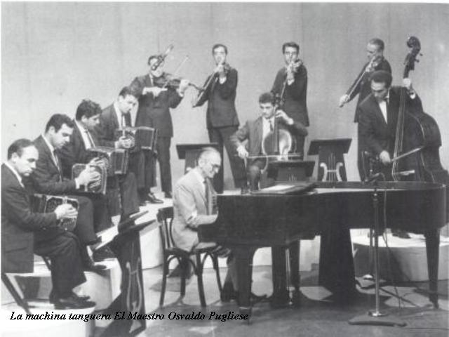 Orquesta Osvaldo Puglies
