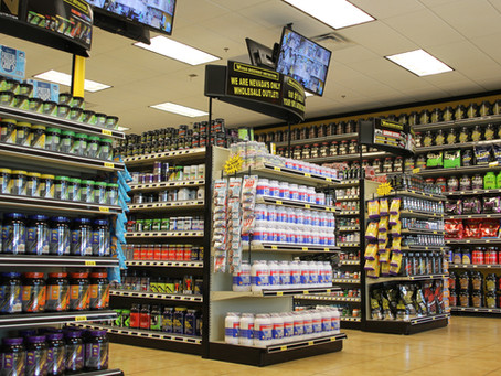 Chino Hills, CA - SoCal Discount Nutrition Now Open