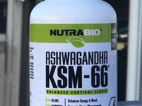 Phoenix, AZ – Tip from a Local Nutrition / Supplement Store: Ashwagandha KSM-66: The powerful herb e