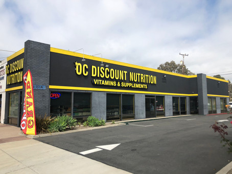 Fullerton, CA – OC Discount Nutrition – Local Nutrition / Supplement Store