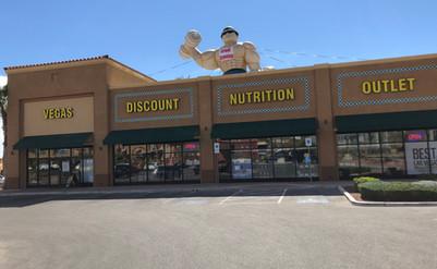 Vegas Discount Nutrition Flamingo