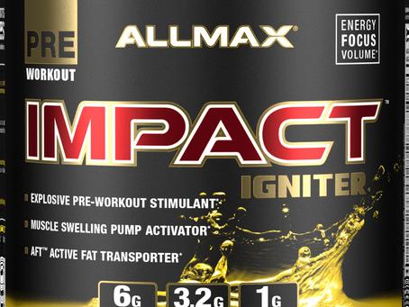 Phoenix, AZ - Product Spotlight: Allmax Impact Igniter Pre-workout
