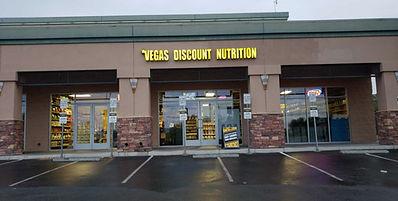 Vegas Discount Nutrition Rainbow