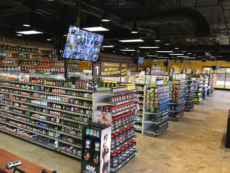 Las Vegas, NV - Nutrition / Supplement Store: Vasodilators and Nitric Oxide Products