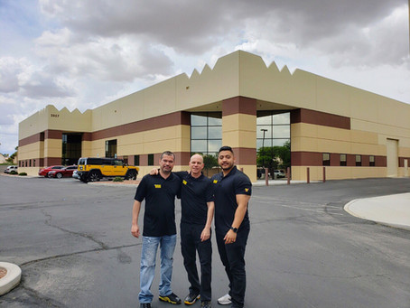 Las Vegas, NV - Vegas Discount Nutrition Opens New Corporate Office