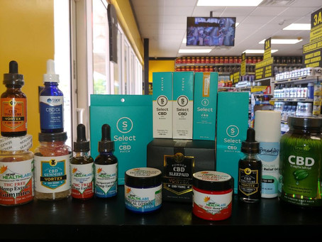 Denver, CO Local Nutrition/Supplement Store - CBD Products