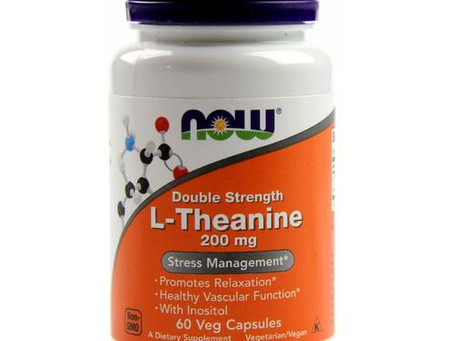 Las Vegas, NV - Local Nutritional Supplement Store: L-Theanine