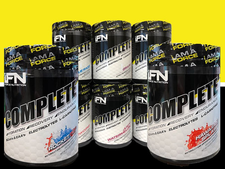 Las Vegas, NV - Local Sports Nutrition Store: New Flavors of iForce Complete Now Available