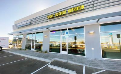 Vegas Discount Nutrition Blue Diamond