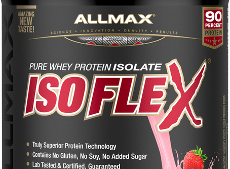 Miami, FL - Product Spotlight: Isoflex by Allmax