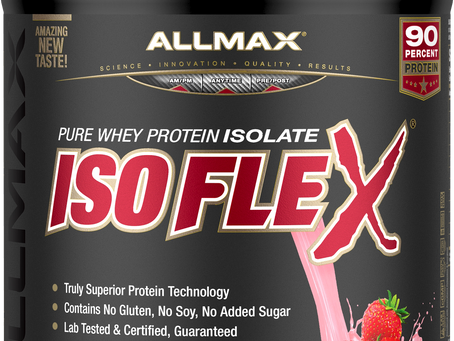 Miami, FL - Product Spotlight: Isoflex by Allmax