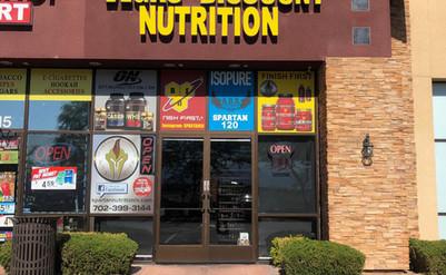 Vegas Discount Nutrition Losee