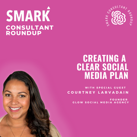 📌CREATING A CLEAR SOCIAL MEDIA PLAN: 📍💭CONSULTANT ROUNDUP Ep.2