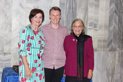 Louis Baker, Minister Tolley, Shona