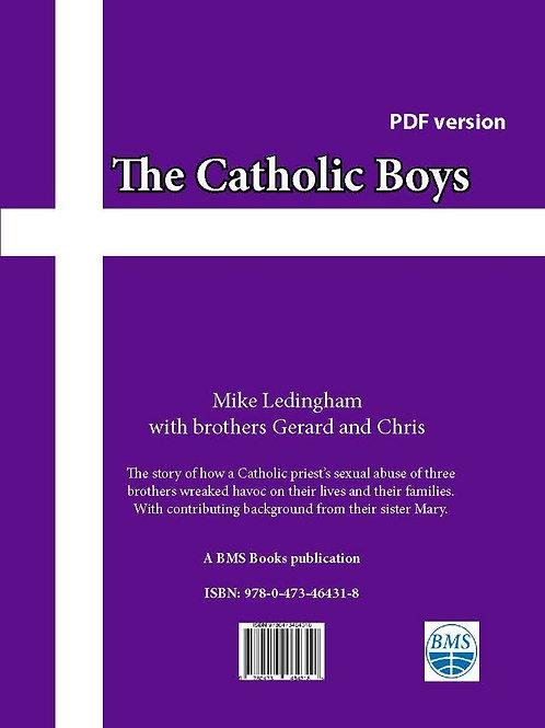 The Catholic Boys eBook