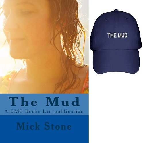 The Mud book and cap combo