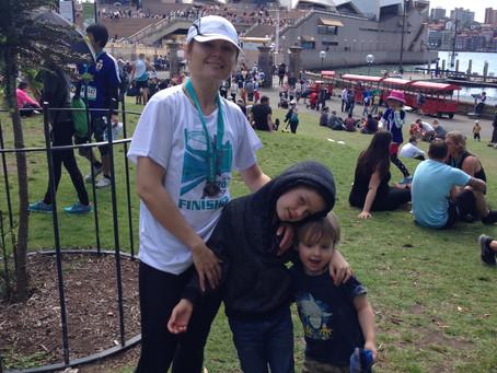 Parenting is a marathon not a sprint. 2 min read