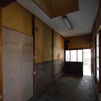 改修前キッチン