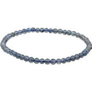 Labradorite 4mm Bracelet
