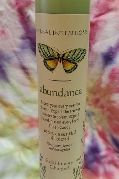 Abundance: Herbal Intentions