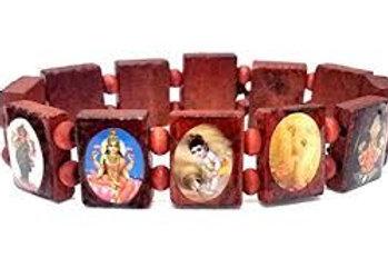 Hindu Wooden Bracelet
