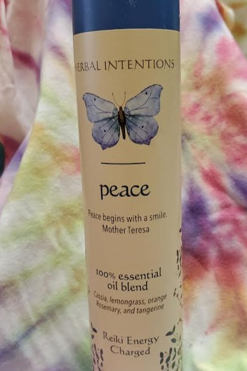 Peace: Herbal Intentions
