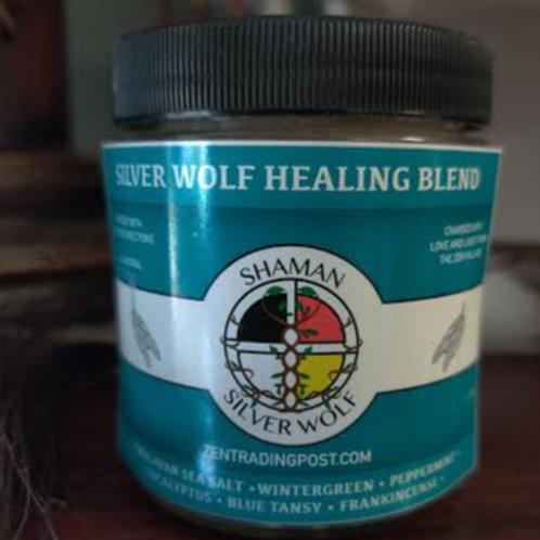 SilverWolf Healing Blend 4oz