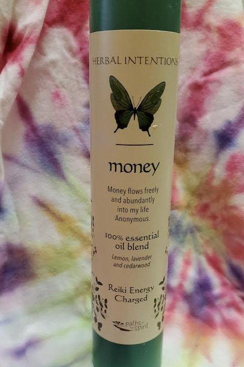 Money: Herbal Intentions