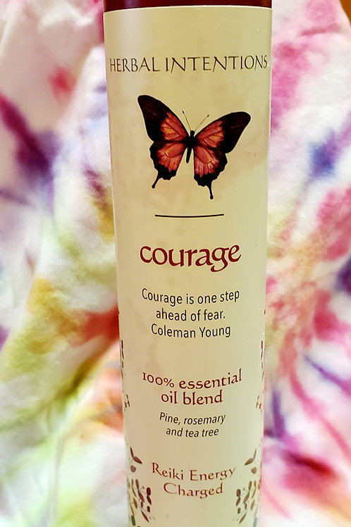 Courage : Herbal Intentions