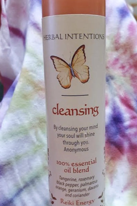 Cleansing : Herbal Intentions