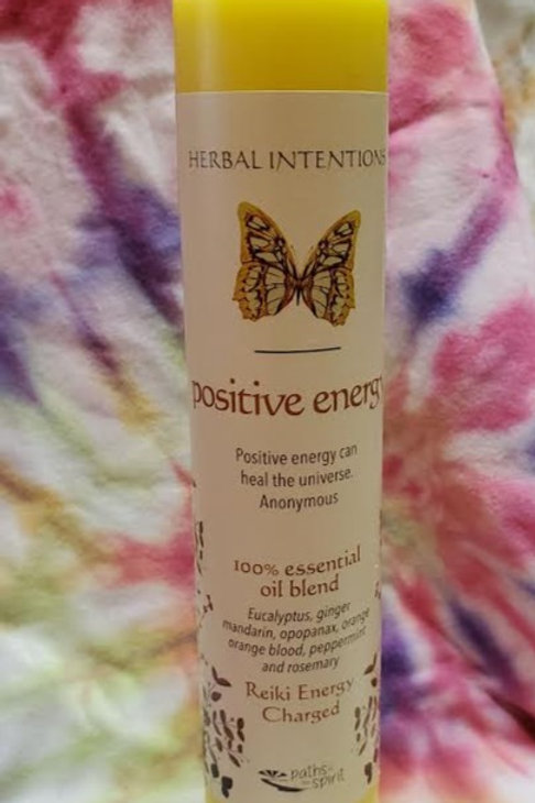 Positive Energy: Herbal Intentions