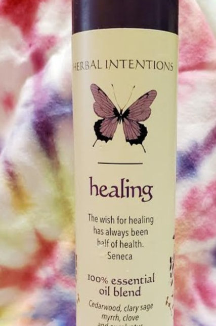 Healing: Herbal Intentions