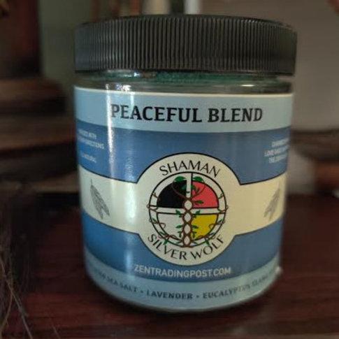 Peacefull Blend 4 oz
