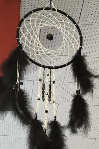 Black Obsidan Dreamcatcher