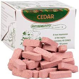 Cedar 40 Bricks
