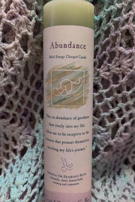 Abundance: Crystal Journey