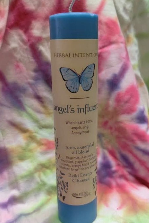 Angel's Influence : Herbal Intentions